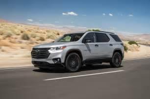 Chevy Traverse Road Test 2017 2018 Chevrolet Traverse Awd Test Adventure Seeker