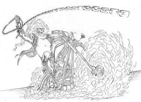 free ghost rider coloring pages for kids gt gt disney
