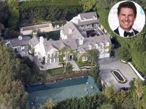 tom cruise mansion tom cruise moving to florida after selling beverly hills mansion people com