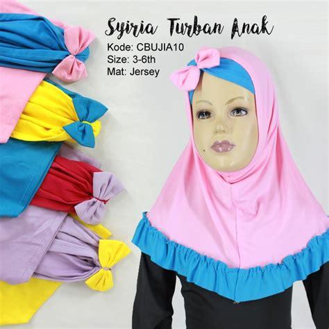Turban Syiria by Syiria Turban Anak Baju Muslim Anak Murah Batikunik