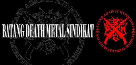 Baju Band Luar batang metal