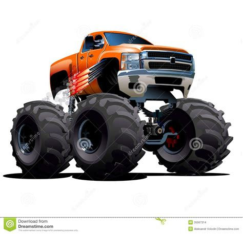 monster truck cartoon videos monster truck clip art free clipart panda free clipart
