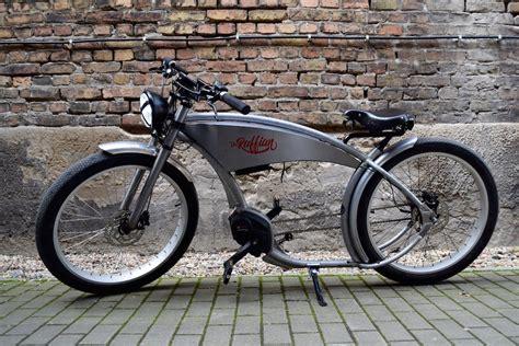 ruffian chopper  bike erobert usa ebike newsde