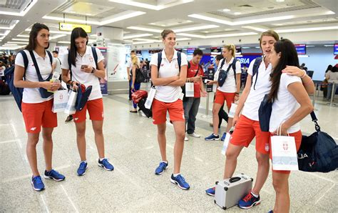 A Roster Dress serbia 2016 s team roster