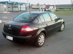 2008 Renault Megane File Renault Megane Sedane Black 2008 Jpg