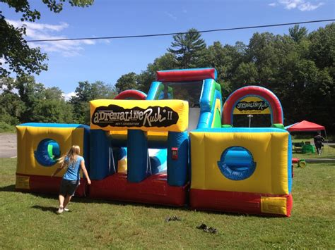 bounce house rentals ma obstacle course rentals southwick massachusetts joust rentals southwick ma 01077