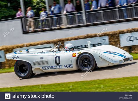 porsche 917 can am 1969 porsche 917 p a can am with driver brian redman at