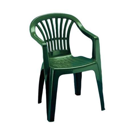 chaise de jardin verte progarden fauteuil de jardin altea vert pas cher