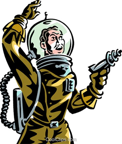 science fiction clipart preview astronaut  ra