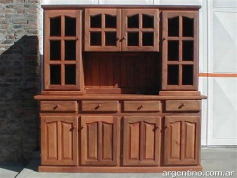 muebles de algarrobo en lujan