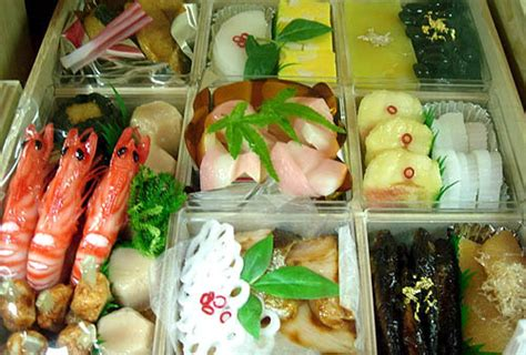 o sechi and o zoni japanese new year s cuisine japanese