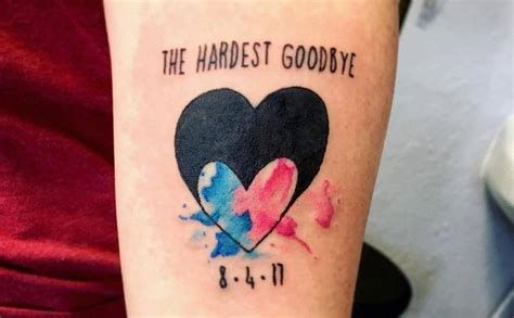 21 meaningful tattoos that memorialize miscarriage