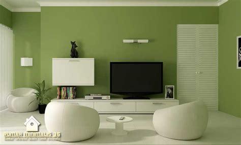 Hiasan Rumah Hiasan Dinding Bunga Nuansa Hijau colour dinding ruang tamu desainrumahid