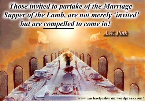 Bible Wedding Supper Of The by Marriage Supper Of The Search Archangel