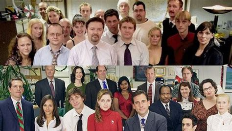 The Office Uk Vs Us by Which Is Better The Uk Or Us Office Views From The Sofa