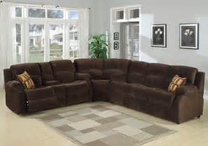 3 Recliner Sectional by 3 Sectional Sofa With Recliner Hereo Sofa