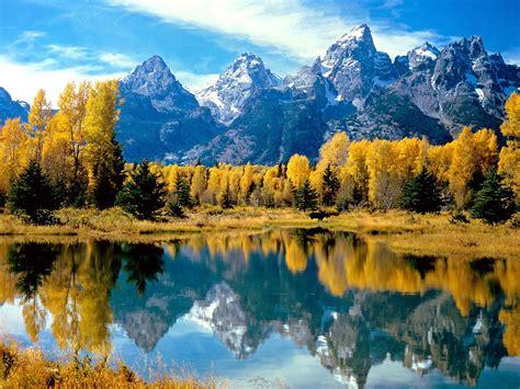 Grand Teton Mountains, Wyoming, USA Alterra.cc