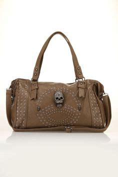 Couture Vanderbilt Purse by Spiked Skull Front Shoes Bags Inspiration
