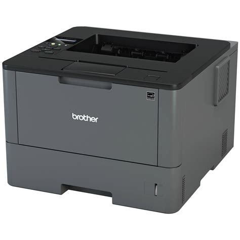 hl l5200dw monochrome laser printer hl l5200dw b h photo