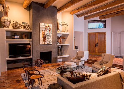 Southwestern interior design style and decorating ideas trends including southwest images