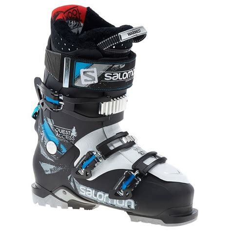 comfortable ski boots for wide feet decathlon sports shoes sports gear