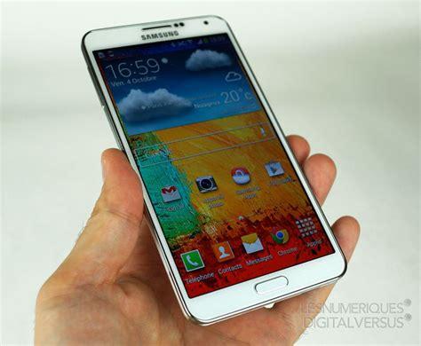 I Untuk Samsung Galaxy Note 3 samsung galaxy note 3 test complet smartphone les num 233 riques