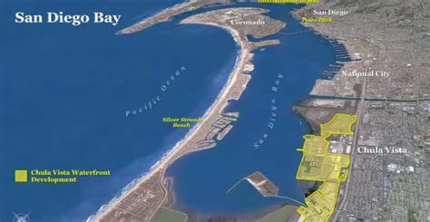 Does Vista San Diego A Detox Program by Chula Vista S Bay Front Project Inches Closer To