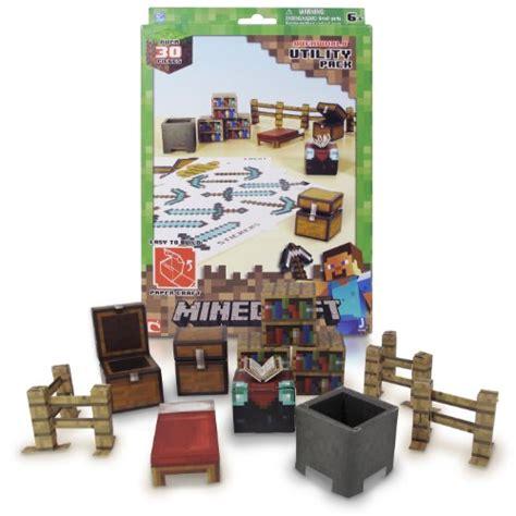 Minecraft Papercraft Hostile Mobs Set - minecraft juguete character options 16702 minecraft mods