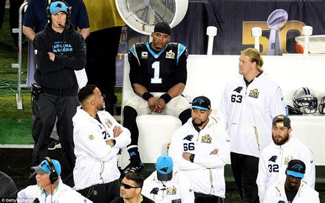 cam newton bench press peyton manning helps denver broncos beat carolina panthers
