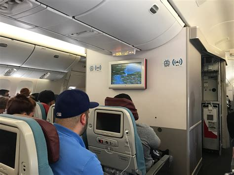 turkish airline comfort class review review turkish airlines 777 300 economy class from