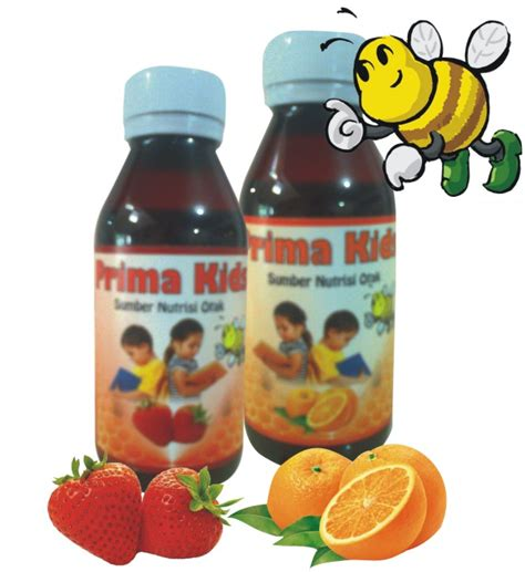 Vitamin Cacing prima nutrisi anak anak vitamin anak obat anak