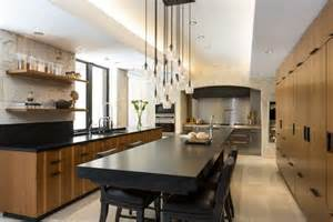 space around kitchen island floating around the house how suspended furniture can add space to your home