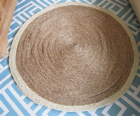 How To Make A Jute Rug diy sisal rug the honeycomb home