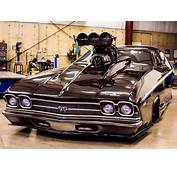 Chevelle SS Hot Rod