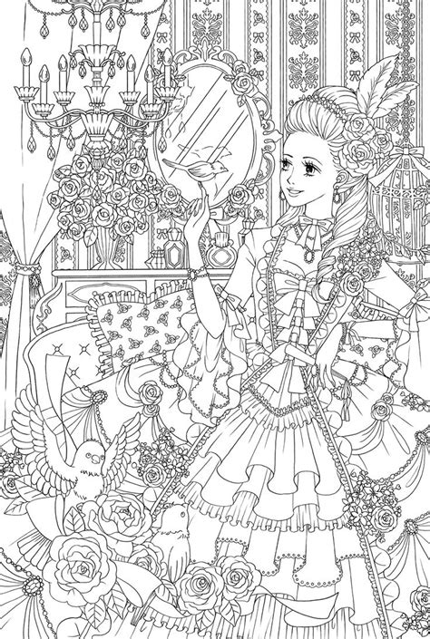 Best 1363 Coloring Pages ideas on Pinterest   Adult