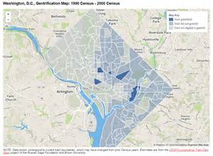 washington dc political map the census tract that includes the bates area is