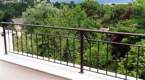 ringhiera balconi ringhiere e balconi in ferro battuto arduini artigiani