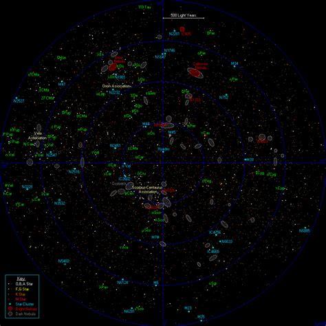 where can i find lights year un mapa brazo de en un radio de 2000 a 241 os luz