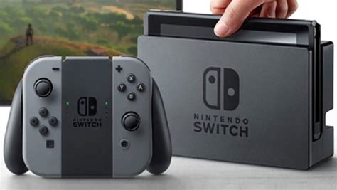 Here's where you can still pre order the Nintendo Switch