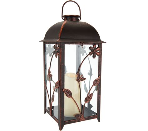 Candle Lantern compass home indoor outdoor solar candle lantern page 1