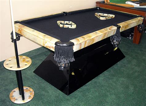 Marble Pool Table by Marble Pool Table Generation Billiards