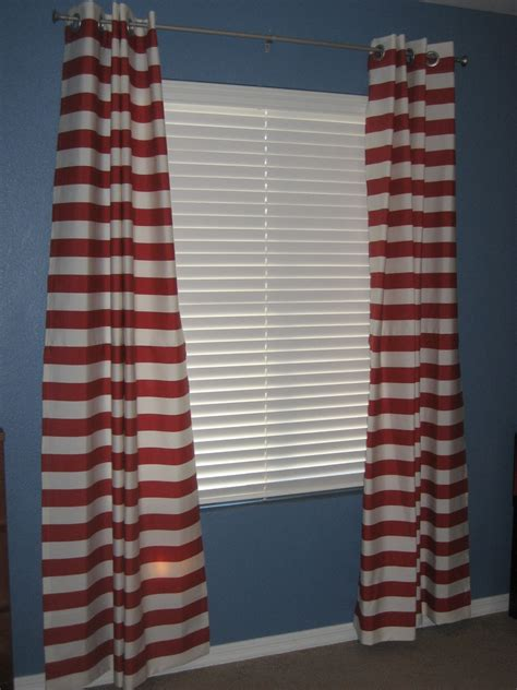 red and white patterned curtains new red and white striped curtains collection of curtain