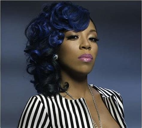 k michelle short red hair hair crush wednesday k michelle and her controversial