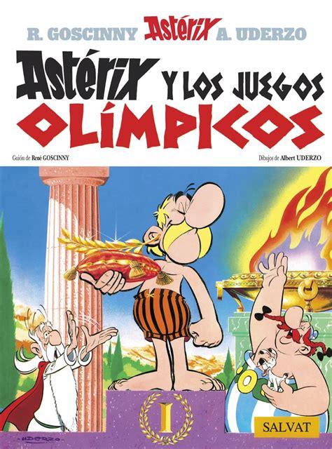 libro astrix y los juegos ast 233 rix y los juegos olimpicos le libros gratis