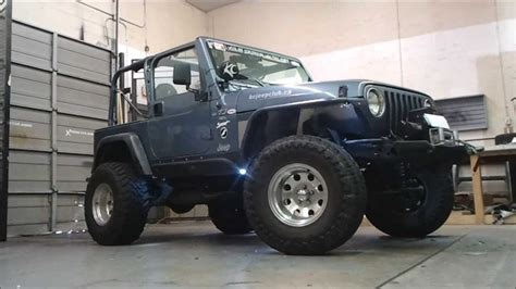 Jeep Tj Lights Visionx L E D Lighting Jeep Tj