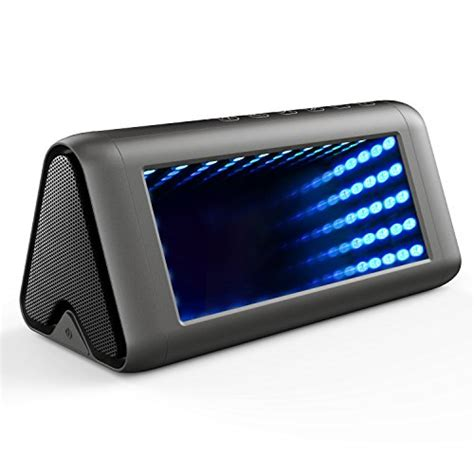 Vivan Vsb900 Speaker Bluetooth V4 0 20w Output Bass Golden Original gracety portable wireless bluetooth speakers v4 0 with microphone 5 dynamic 3d lights effects