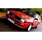 Audi Sport Quattro 1983 To 1984 &187 Definitive List  Cars