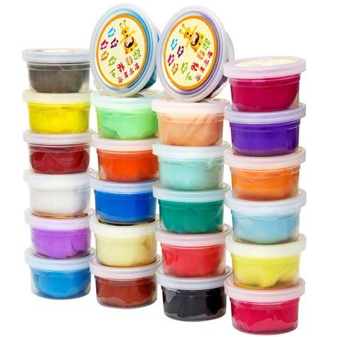 Mainan Pintar Masak mainan lilin berwarna 24 set multi color