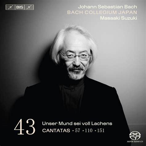 Bach Cantatas Suzuki Eclassical J S Bach Cantatas Vol 43