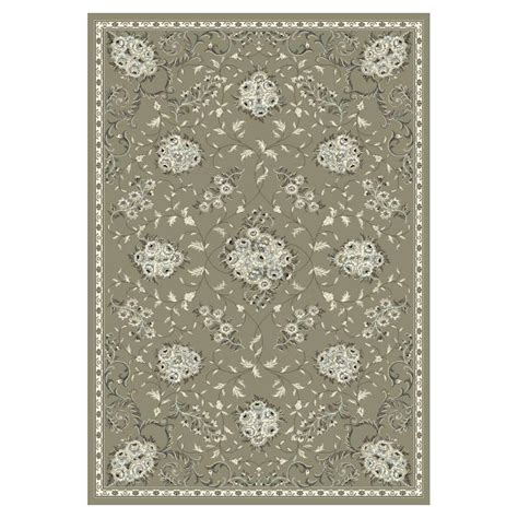 home accents rugs kas rugs classic accents beige black 3 ft 3 in x 4 ft 7